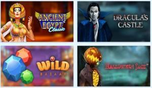 ladylucks mobile casino games