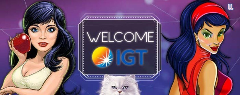 LadyLucks IGT Casino Game